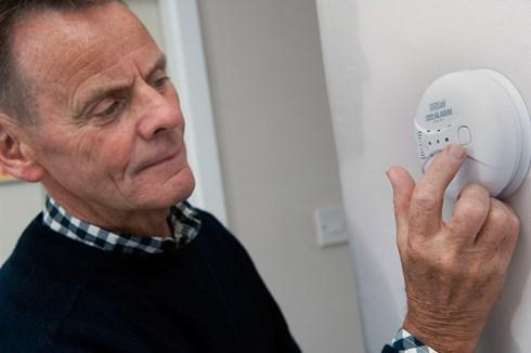 Carbon Monoxide Alarm Testing