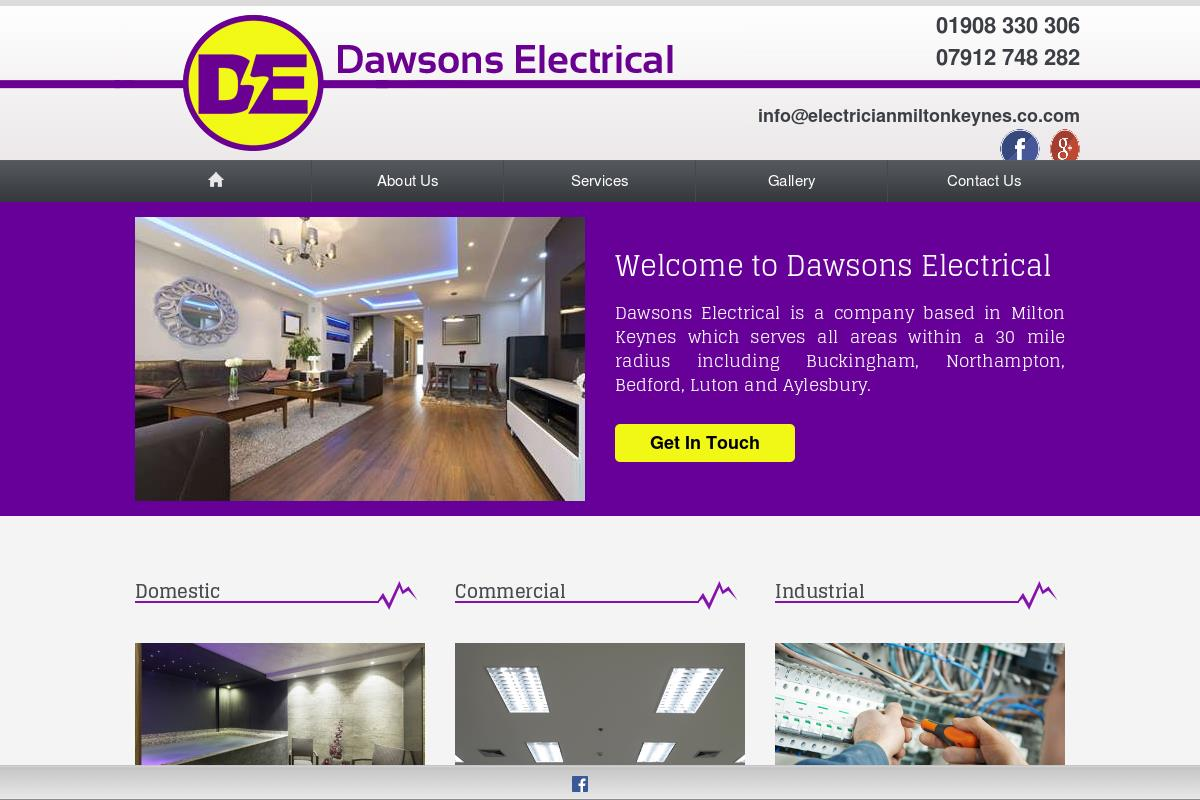 Electrician in Milton Keynes | Domestic & Commercial Electrical ...