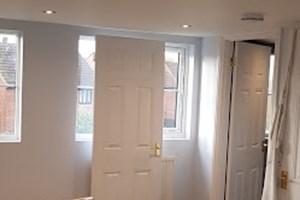 Loft lighting installation in Westcroft, Milton Keynes