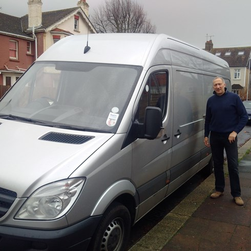 Man and Van Courier and Removal Services