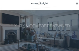 Evans and Knight  - Architects web design by Toolkit Websites, professional web designers