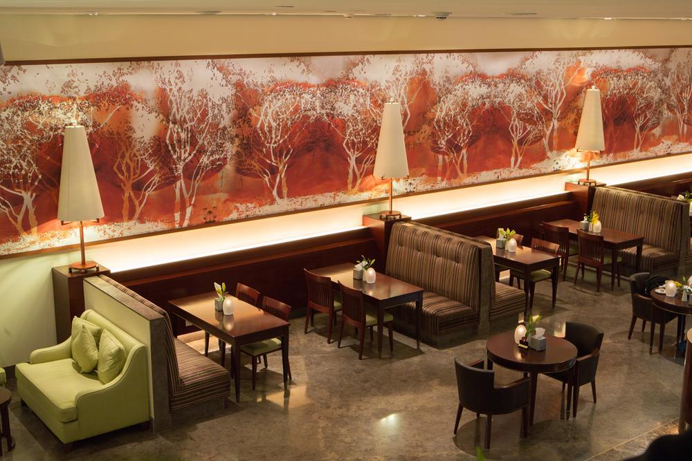 intercontinental hotel riyadh saudi arabia coffee lounge