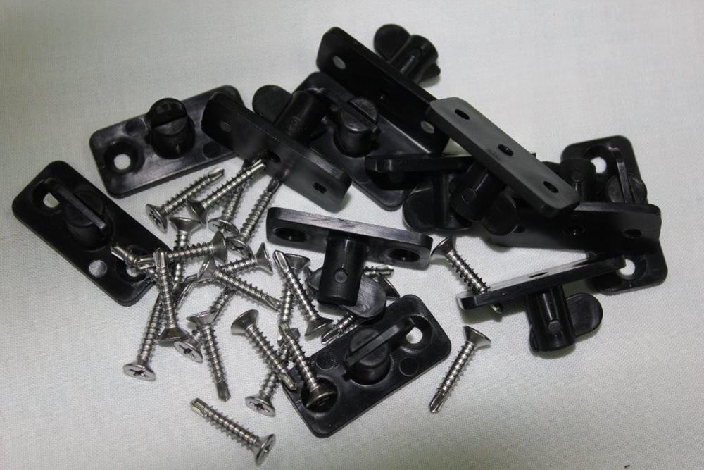 StayPut drop tab fastener kit