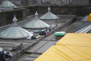 Edinburgh University Dome