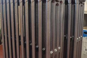 Antique Radiators Powder Coated