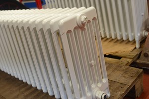 Cast Iron Radiators Refurbished