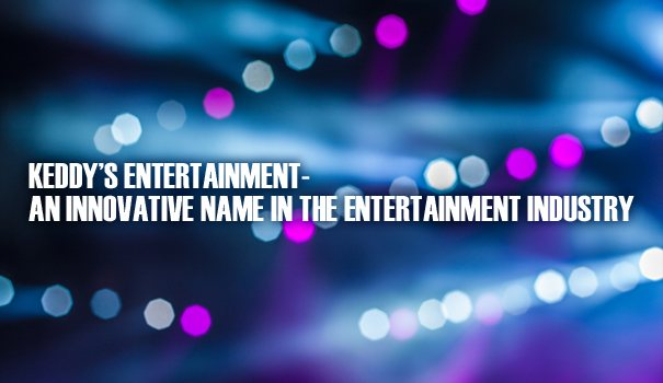 Keddy's Entertainment - entertainment agency in Tenerife