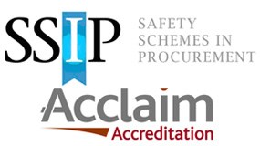 SSIP Acclaim Logo