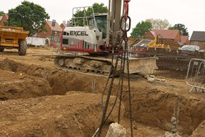 Excel Groundworks Groundworking Machinery