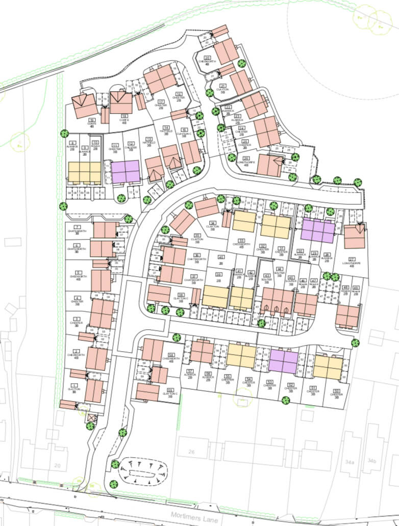 Plot Groundwork Blueprints