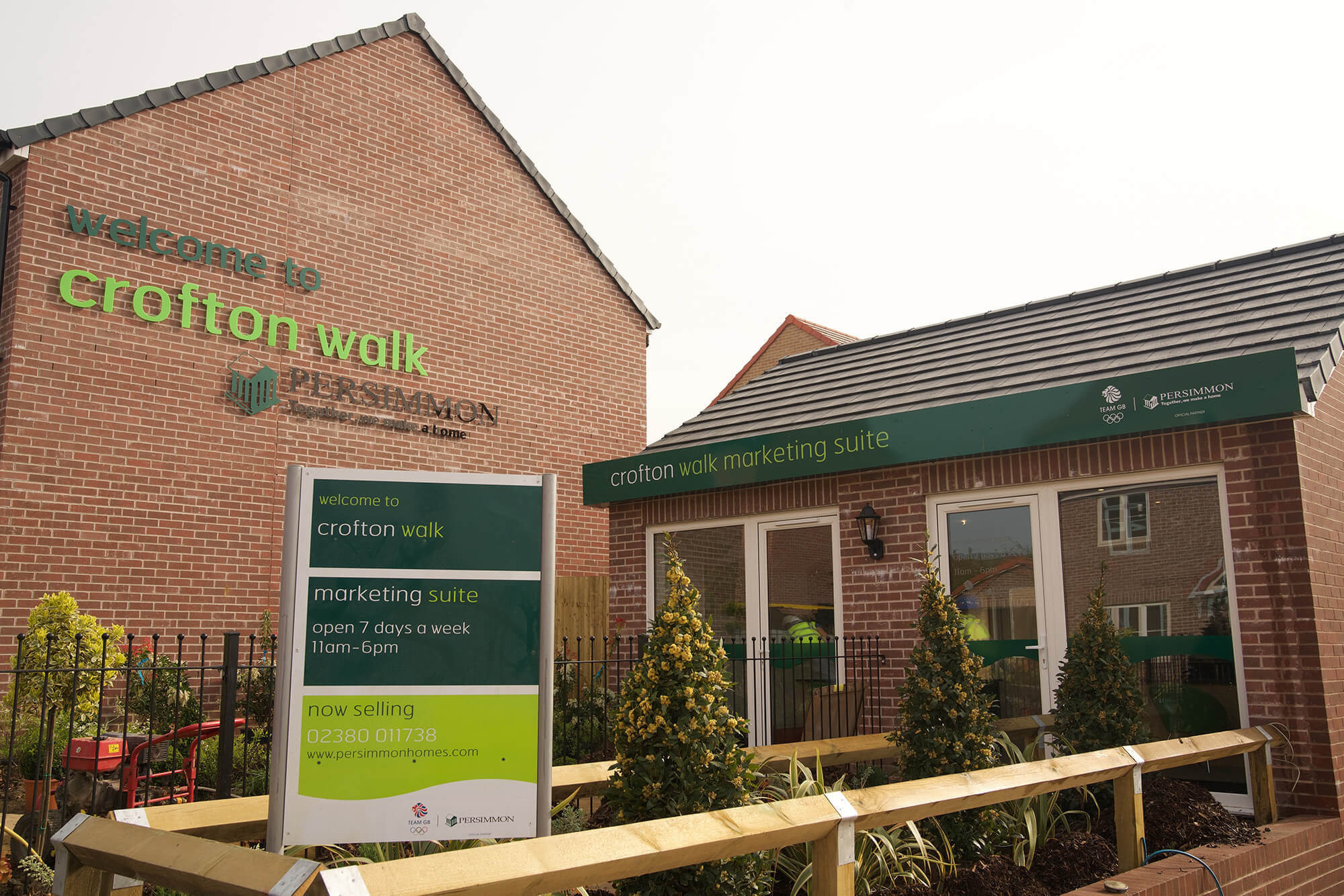 Crofton Walk Marketing Suite