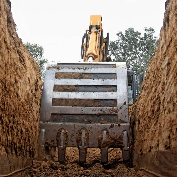 Groundworking Machinery