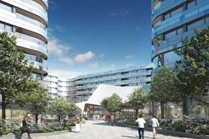 Greenwich Square Development