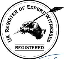 UK register of Expert Witness Logo