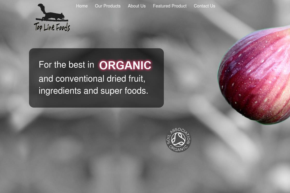 Contact : Organic dried fruit and superfoods importers