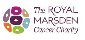 Royal Marsden Cancer Charity Logo