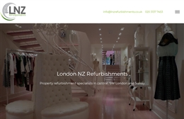 London Metal Recycling web design case study