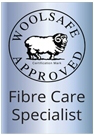 Woolsafe Approved Fibre Care Specialist In Edinburgh