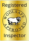 Woolsafe Approved Registered Carpet Inspector In Edinburgh