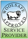 Woolsafe Apporved Service Provider In Edinburgh
