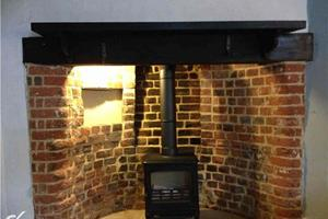 An installation of a Franco Belge in Hampshire.