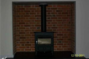 An installation of a Clearview in Surrey.