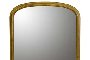 Somerset Overmantel. This is our most popular overmantel mirror for the larger fireplace. The width of the mirror frame is 48' which makes it perfect for the majority of ground floor fireplaces [see 'advice' page on sizing.    Width  48'x 56'Height max  [122x142cms]     Can be made any height at no extra charge.        £880.