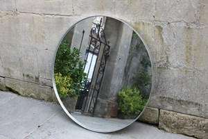 90cm  Diameter Imported Mirror.  £225.00