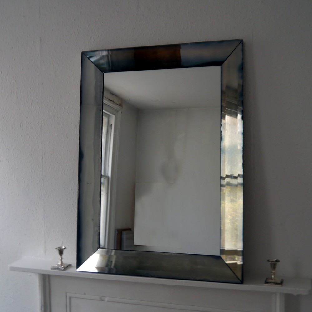 Traditional and contempory mirrors looking glass of bath for Tall glass mirror