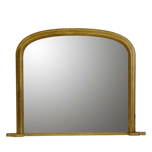 Somerset Overmantel. <br/><br/>£880<br/><br/>This is our most popular overmantel mirror for the larger fireplace. <br/><br/>The width of the mirror frame is 48' which makes it perfect for the majority of ground floor fireplaces (see 'advice' page on sizing). <br/><br/>Example shown: Width 48'x 56' (122x142cm) <br/><br/>The height can be shortened