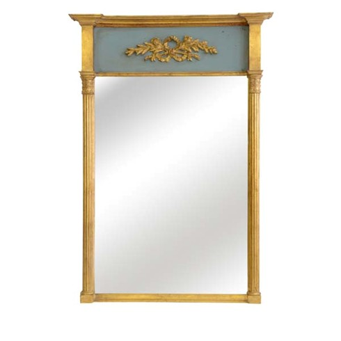The Hereford Pier<br/><br/>£950.00<br/><br/>The Hereford is our latest pier design It can be gilded in silver or gold leaf as well as a variety of different paint finishes. <br/><br/>The top panel can be fitted with a mirror. <br/><br/>Example size: 48' x 29'<br/><br/>Can be made to any size