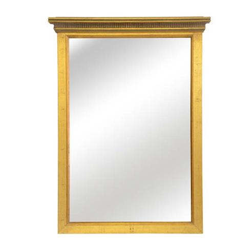 The Simple Pier Mirror<BR>£290.00<BR><BR>A very simple yet elegant pier mirror which looks particularly attractive in halls, passageways etc.<BR><BR>Can also be made in a landscape format as an overmantel mirror.<BR><BR>Example size Width 24' x Height 34'