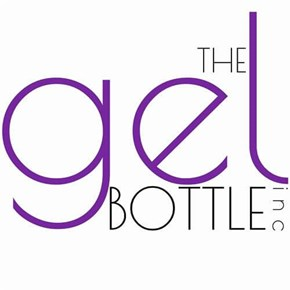 gel bottle Logo