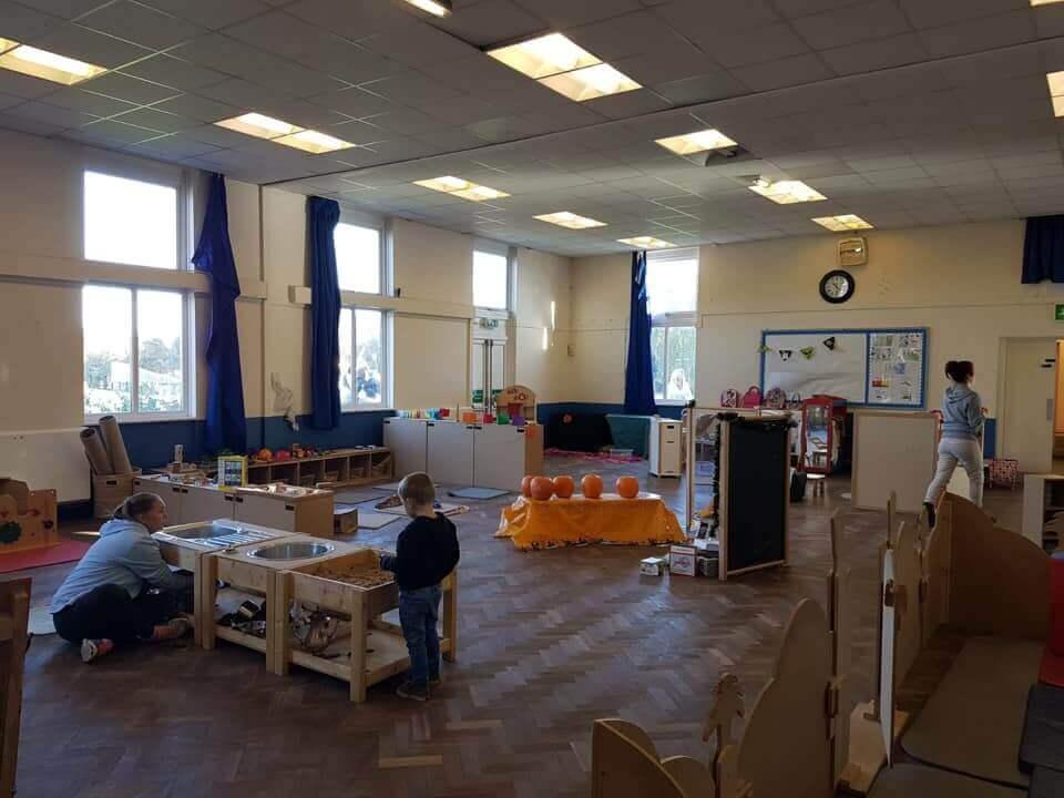 preschools nurseries in brentwood
