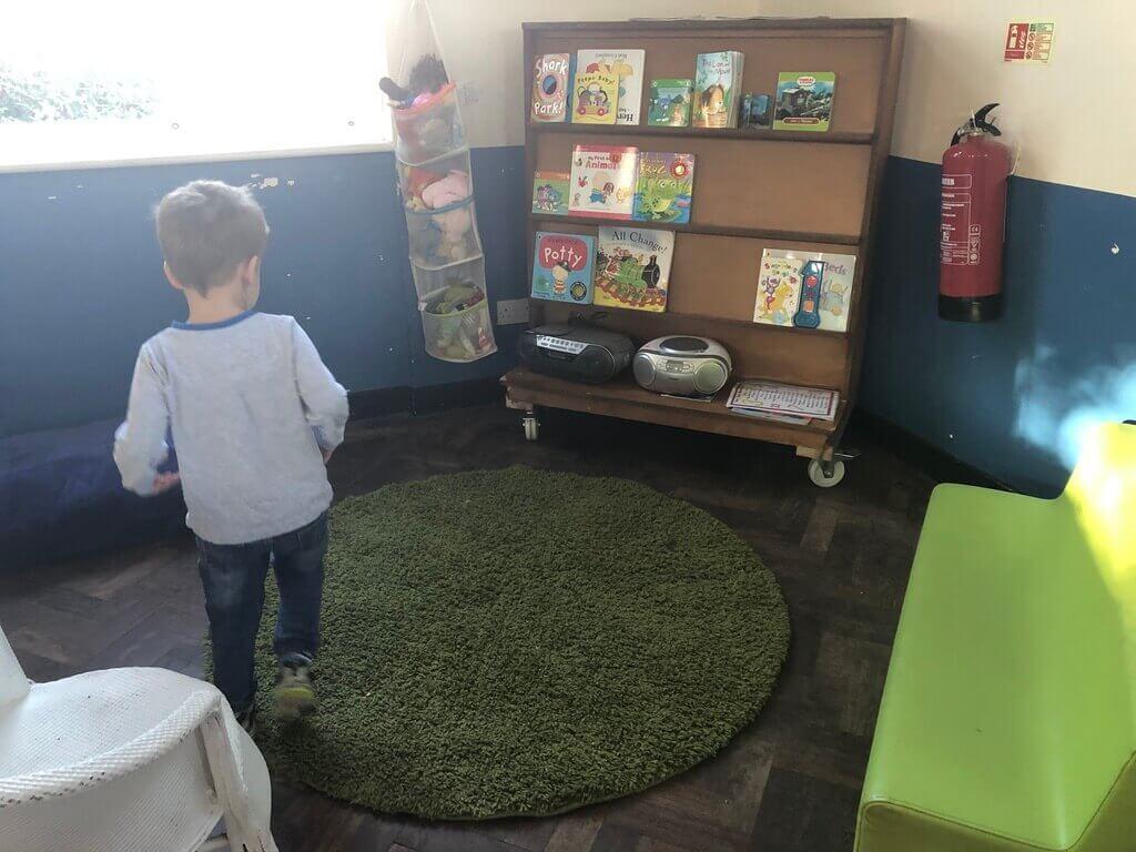 Nursery in Brentwood