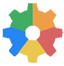 colourful Cog