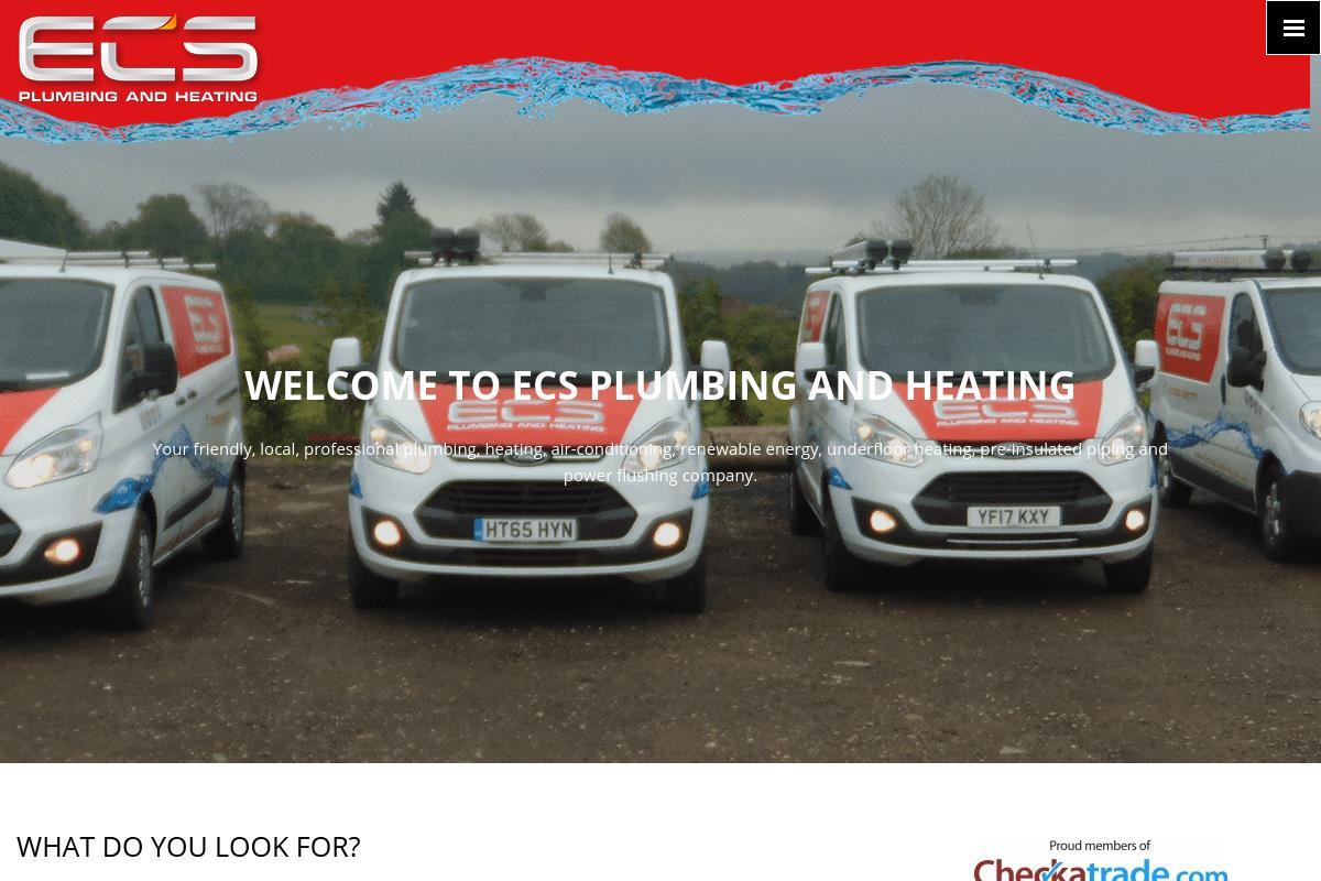 Commercial ECS Plumbing Heating
