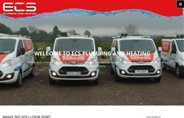 ESC Plumbing - Plumbers website design by Toolkit Websites, Southampton