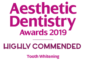 ADA Award Highly Commended - Tooth Whitening