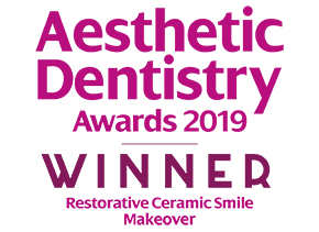 ADA Award Winner - Restorative Ceramic Smile Makeover