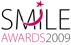 Smile Awards 2009 Logo