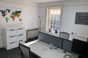 shared office Portsmouth