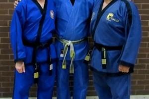 Master Beck, Senior Master Lim, Master Summers
