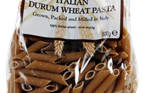 Organic Durum wheat penne