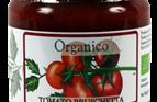 organic Tomato Bruchetta