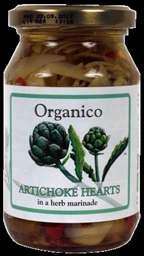 Organic Artichoke Hearts