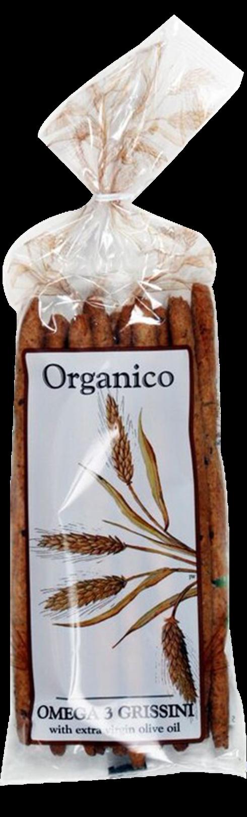 Organic Omega 3 Grissini