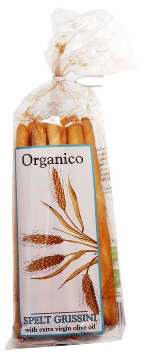 Organic Spelt Grissini