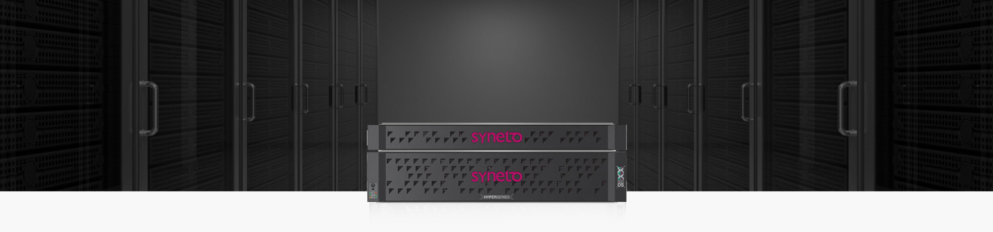 The HYPER 3000 series is a hyperconverged infrastructure product