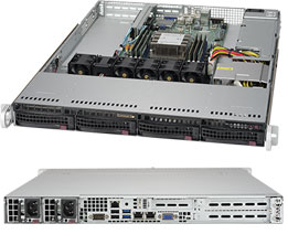 SuperServer 5019P-WT